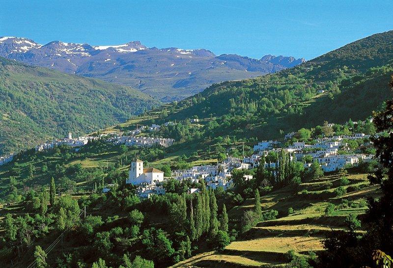 Alquiler de furgonetas en Granada