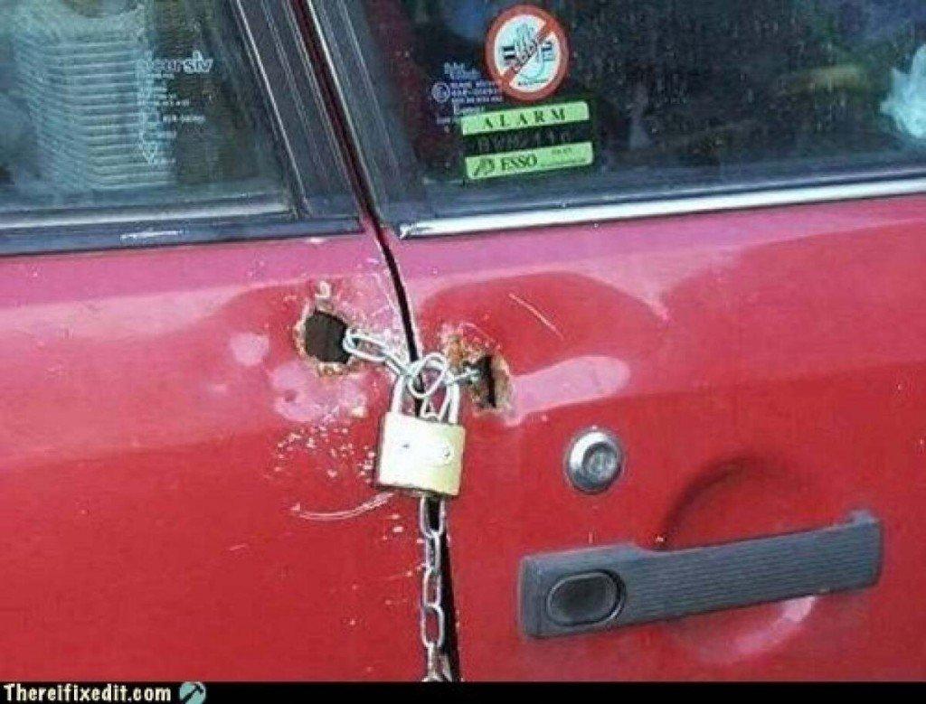 reparación cerradura