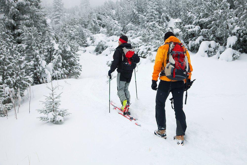 Esquiar en navidades