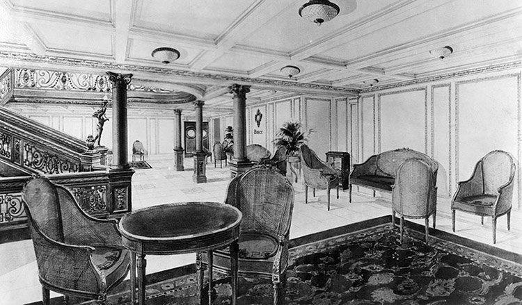 muebles titanic