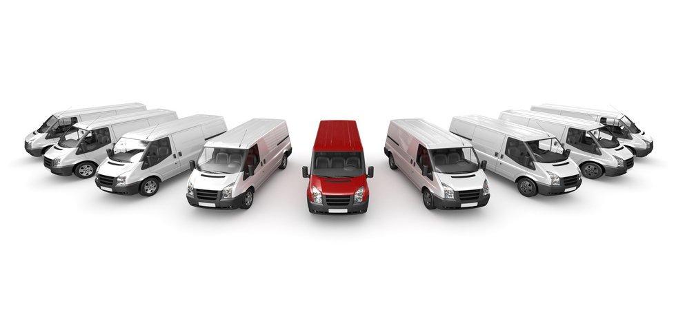 Alquilar furgoneta para mudanza
