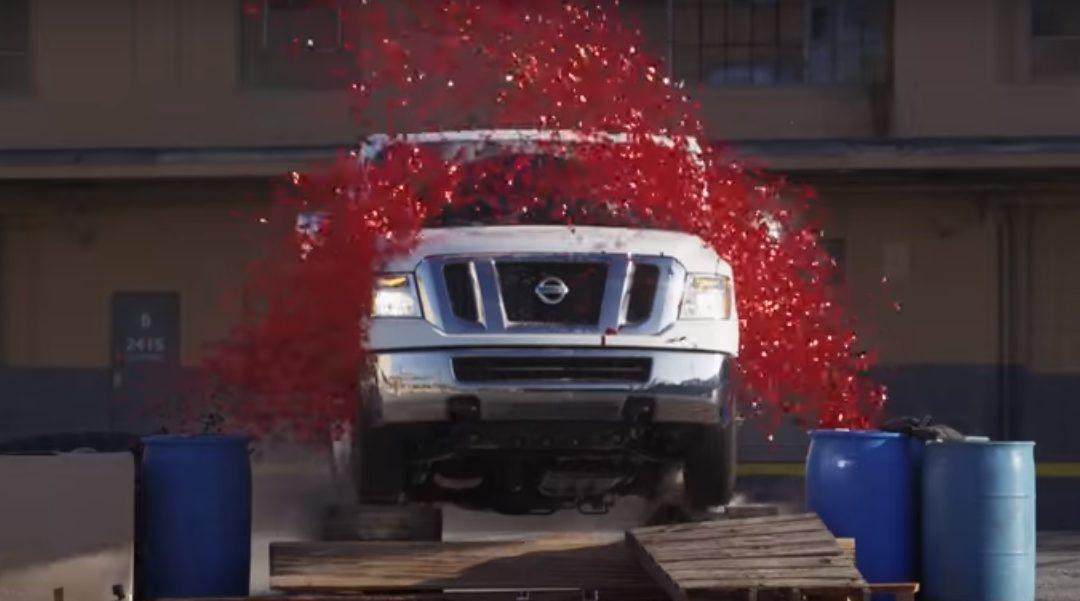 ¿Quién dijo que las furgonetas son aburridas? Esto es lo un profesional puede hacer con ellas