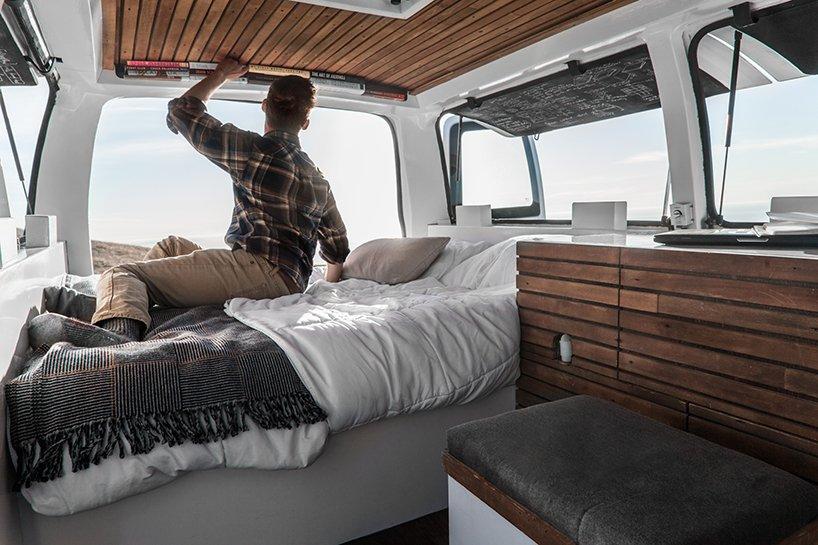 Viajar en furgoneta a un nivel experto: Así es cómo se puede convertir en una casa sobre ruedas