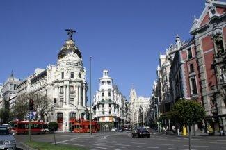 Alquiler de coche en Comunidad de Madrid