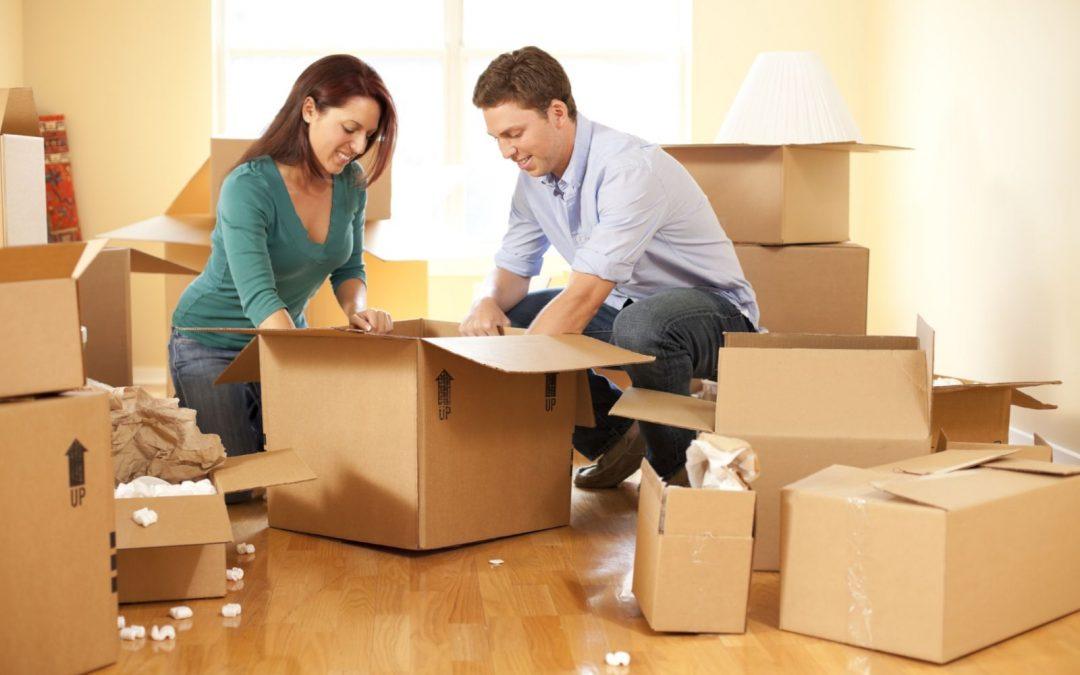 Empaqueta durante tu mudanza de un modo fácil y práctico