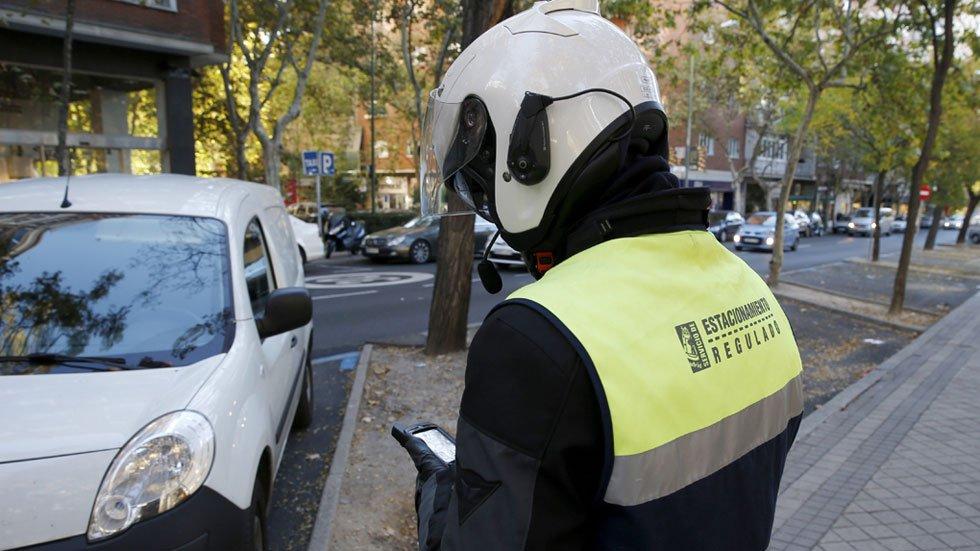 Conoce el servicio de estacionamiento regulado de Madrid
