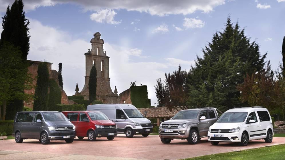 Una furgoneta pequeña: La mejor forma de viajar