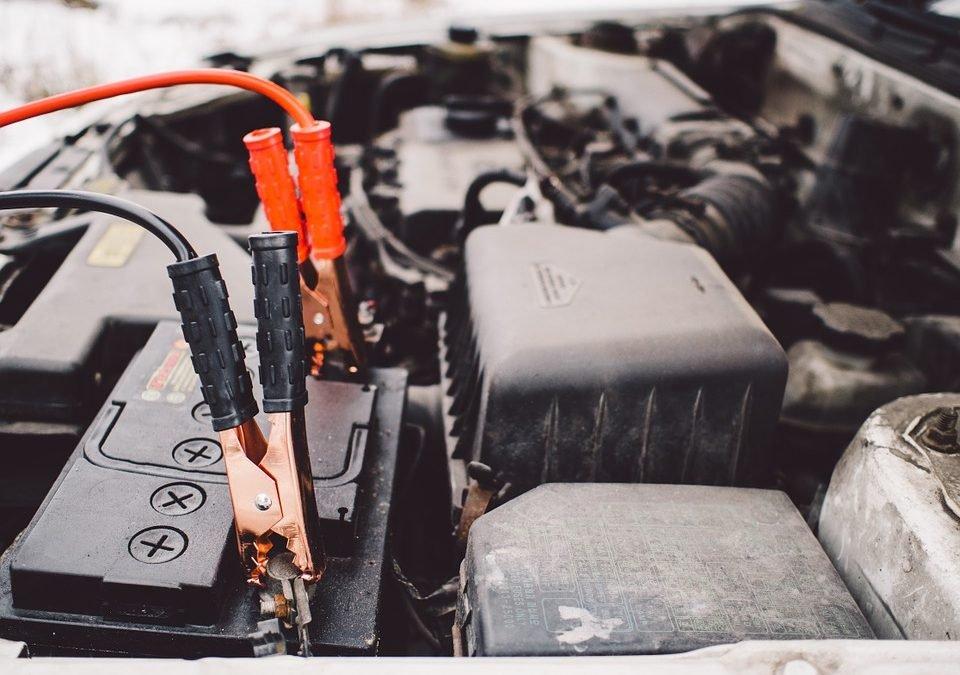 Cargar la batería del coche: ¡Nada podrá pararte!