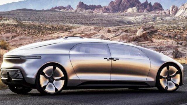 ¿Serán así los coches del futuro?