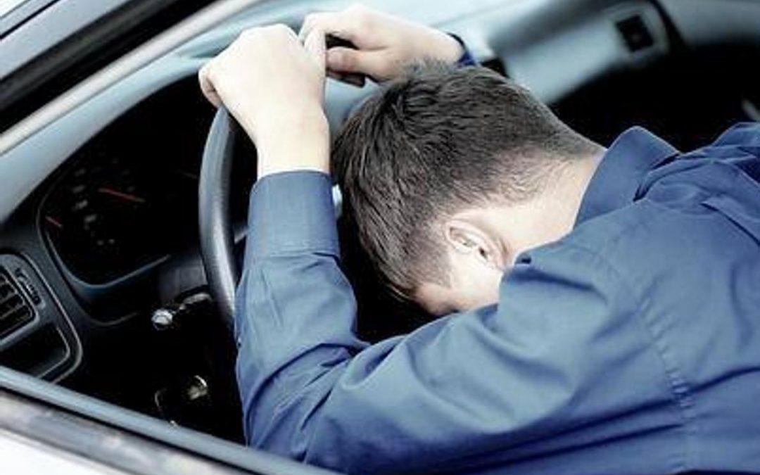 Cómo combatir la fatiga al volante