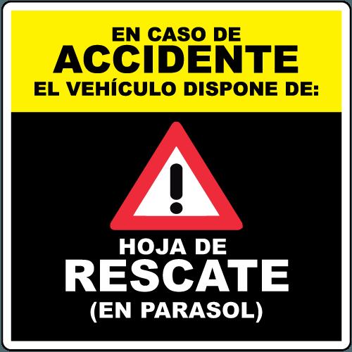 Hoja de rescate: Algo que no puede faltar en tu vehículo