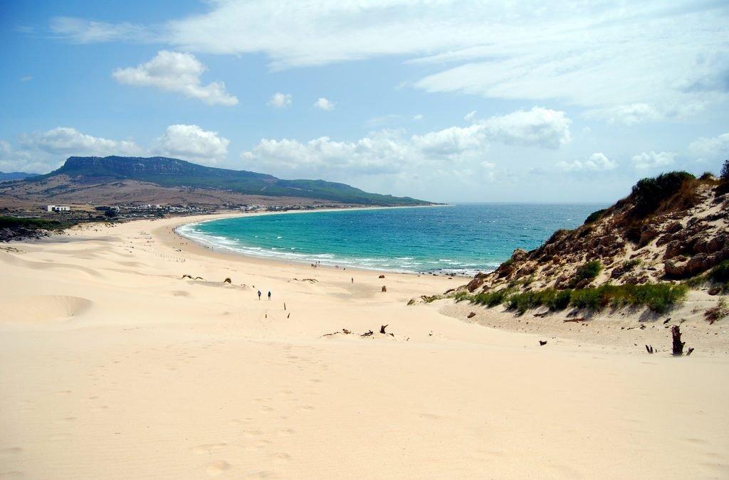 Playa de Bolonia: Una de las más salvajes de España