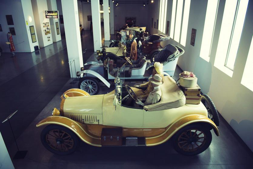 Museos de coches de España: Historia sobre ruedas