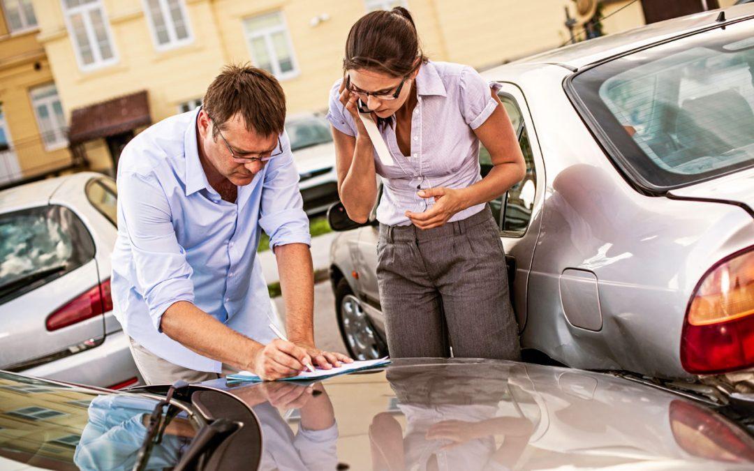 Parte amistoso de accidente: Hay que informar al seguro