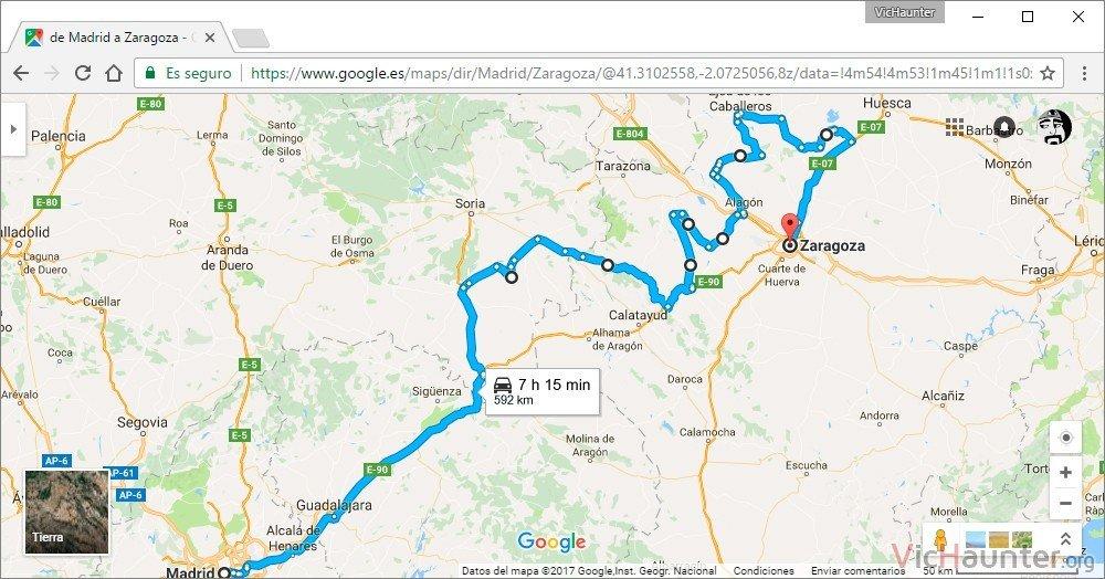 Cómo hacer una ruta en Google Maps: ¡No te pierdas!