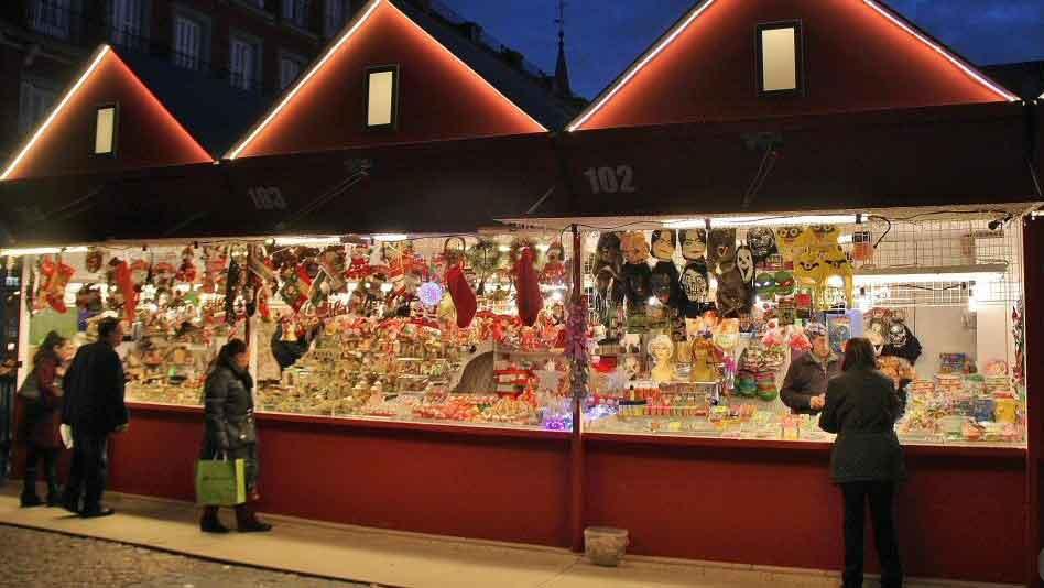 Mercados de Navidad en España: ¡Vamos de compras!