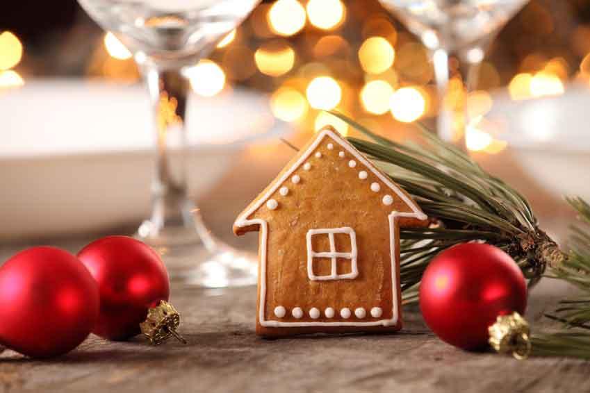 Casas rurales en Navidad: ¡Relájate en familia!