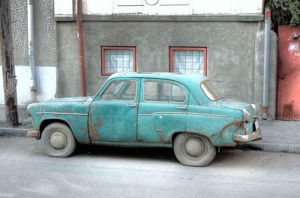 Cómo deshacerte de tu coche viejo: ¡No lo abandones!