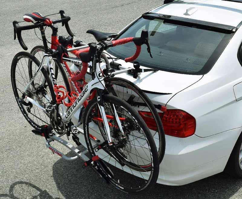 Transportar bicicletas en el coche: ¿Cómo hacerlo bien?