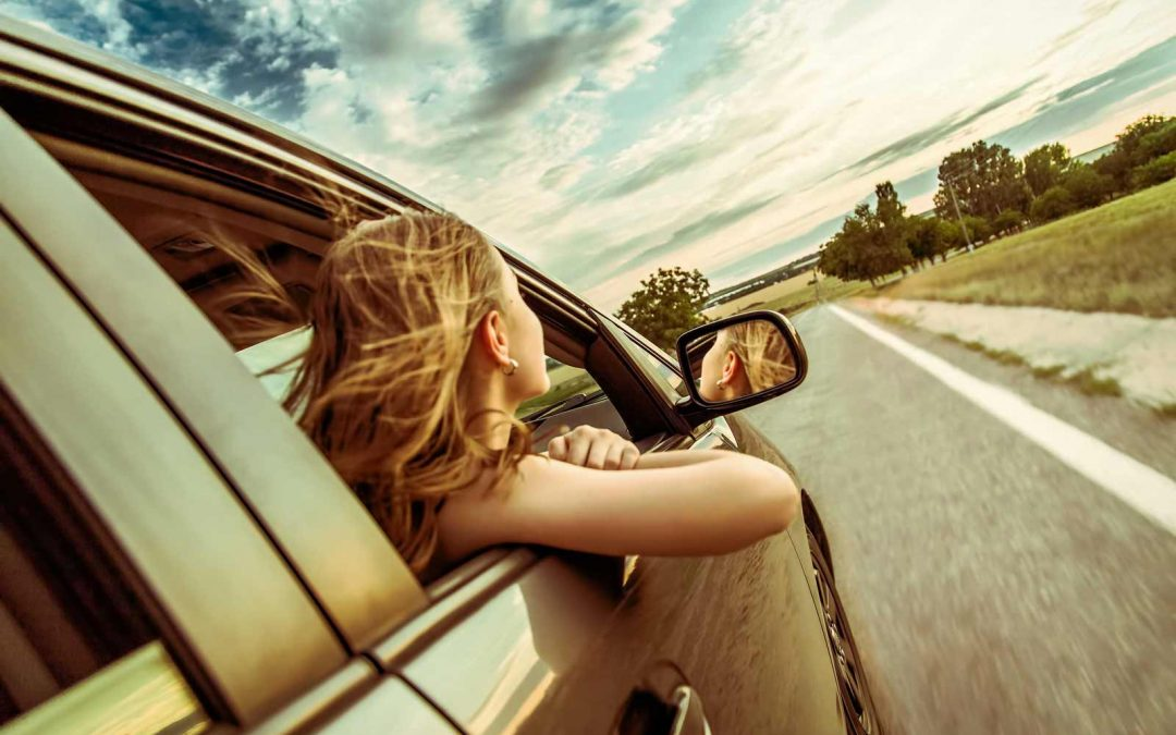Escapada de San Valentín: Tus viaje en coche más romántico