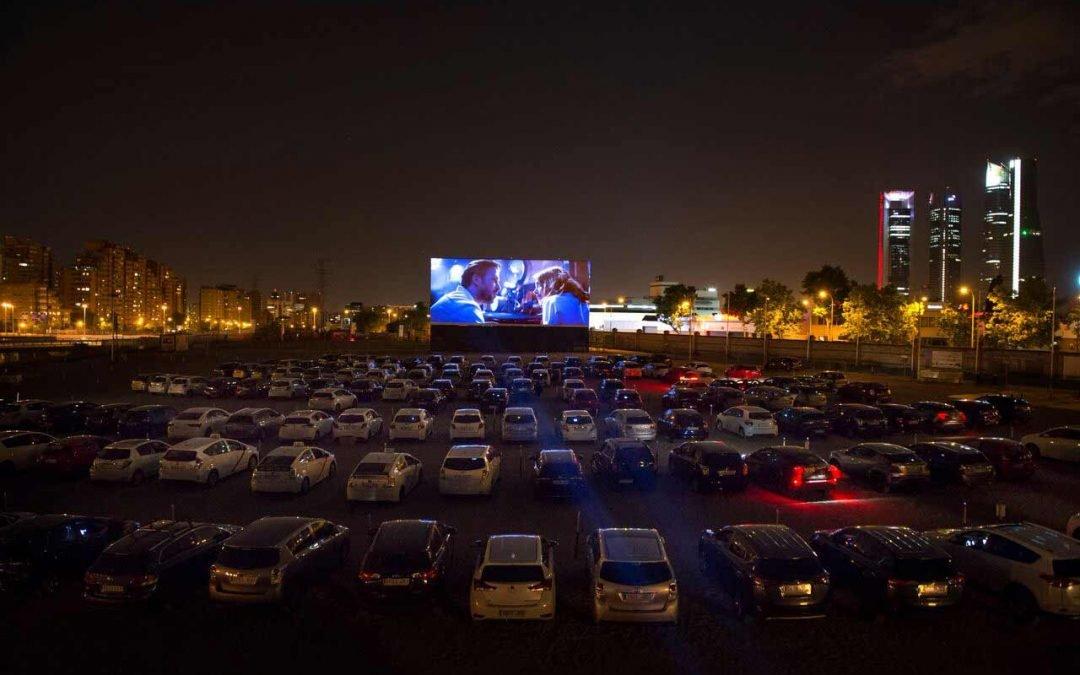 Autocines de España: ¡Aparca y disfruta de la película!