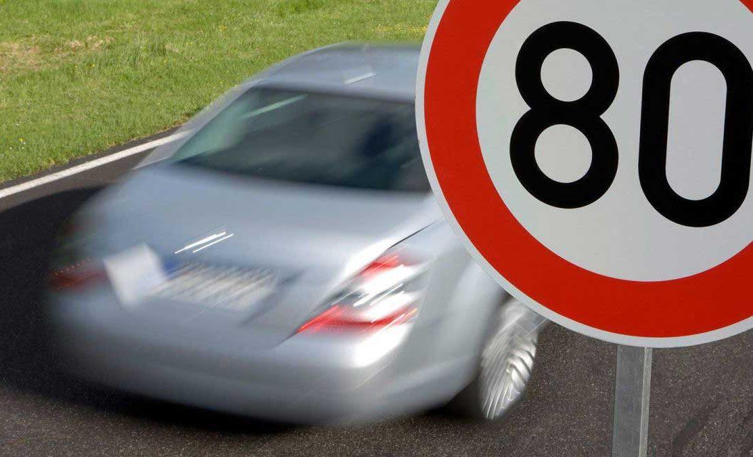 Límites de velocidad: ¡No aceleres sin pensar!