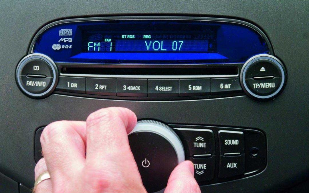 El equipo de música del coche: ¡Hora de renovarse!