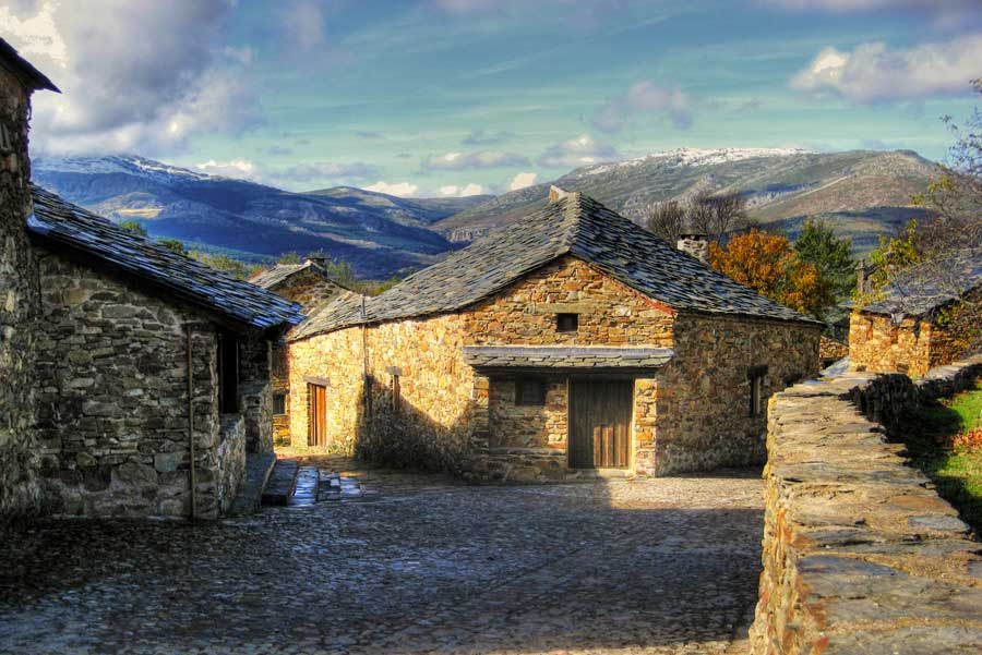 Pueblos abandonados: Las ruinas más bellas