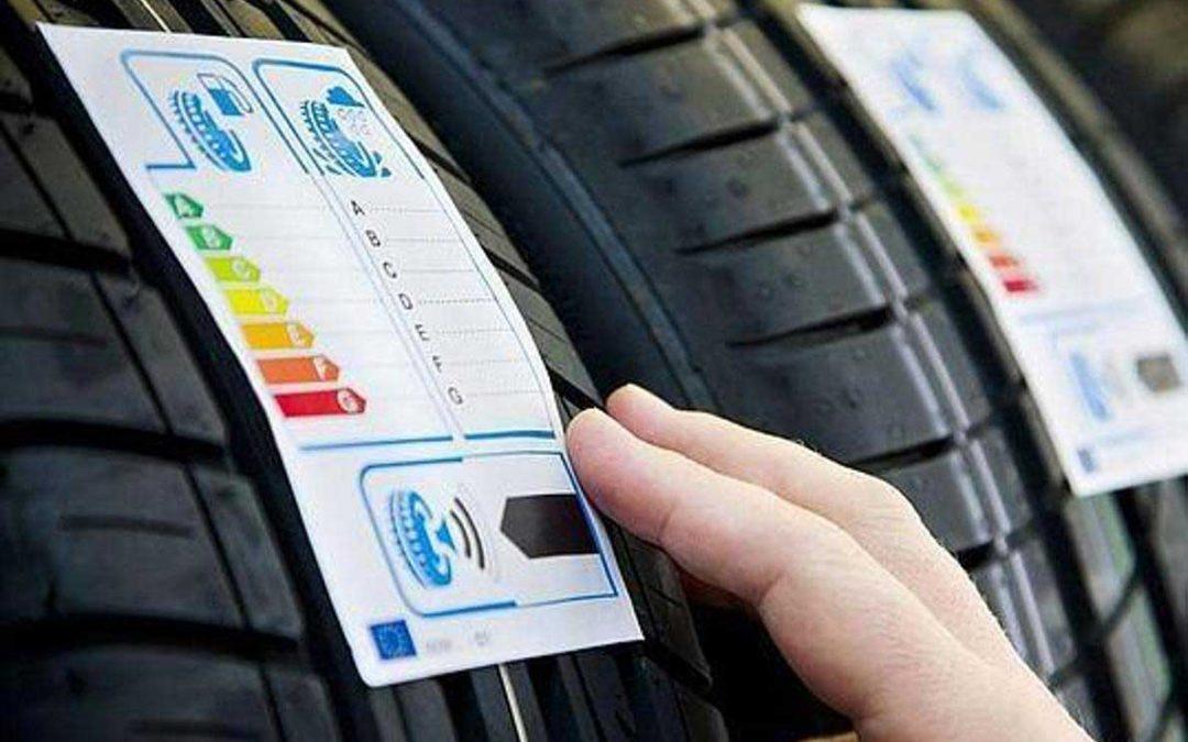 Las etiquetas de los neumáticos: ¿Sabes qué dicen?