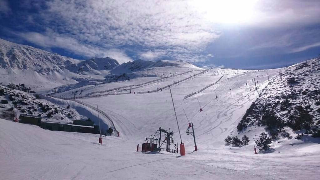 Estación de esquí La Pinilla: ¡Vamos a la nieve!