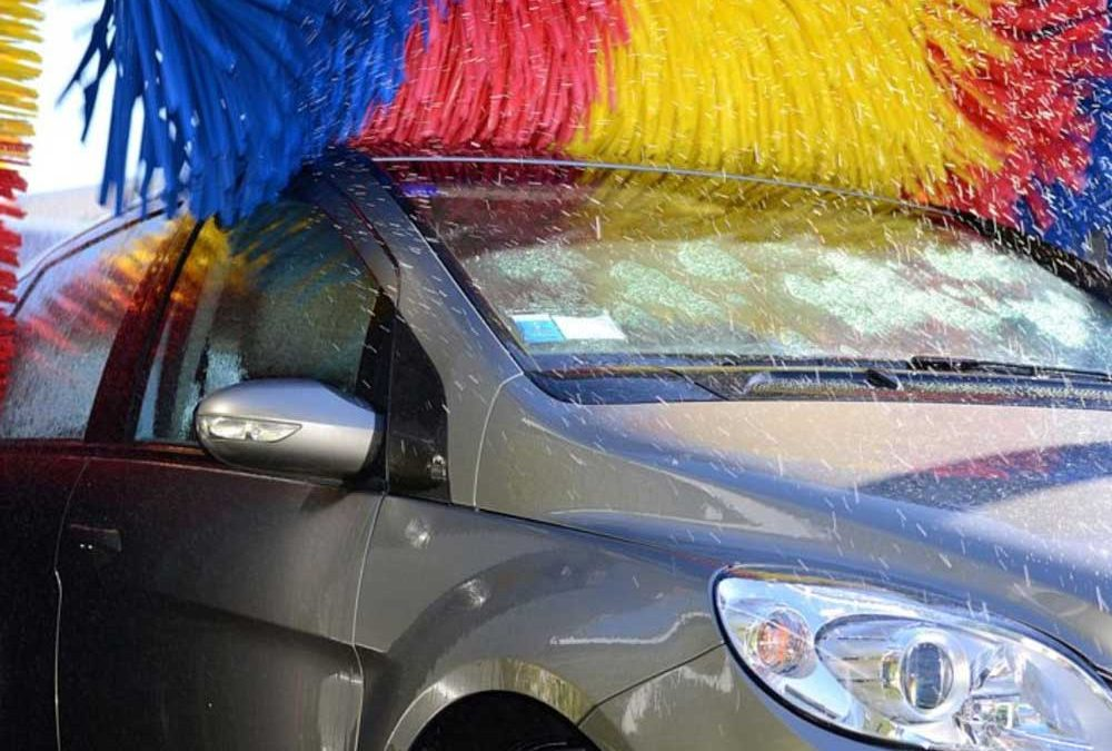 Autolavados de coches: ¿Es bueno utilizarlos?