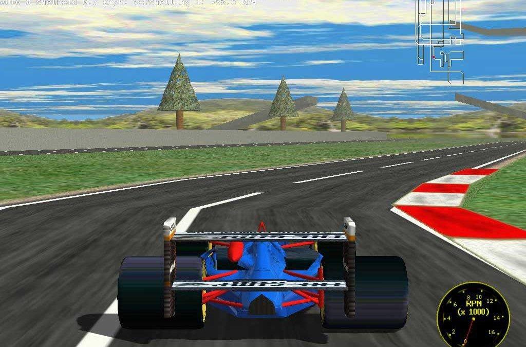 Videojuegos de coches: ¡Conduce desde tu sillón!