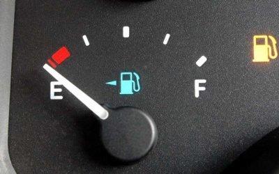 Quedarse sin gasolina: Un problema con solución