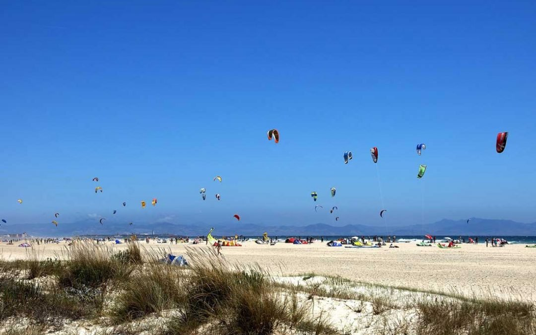 Playas de Tarifa: Naturaleza, deporte y viento