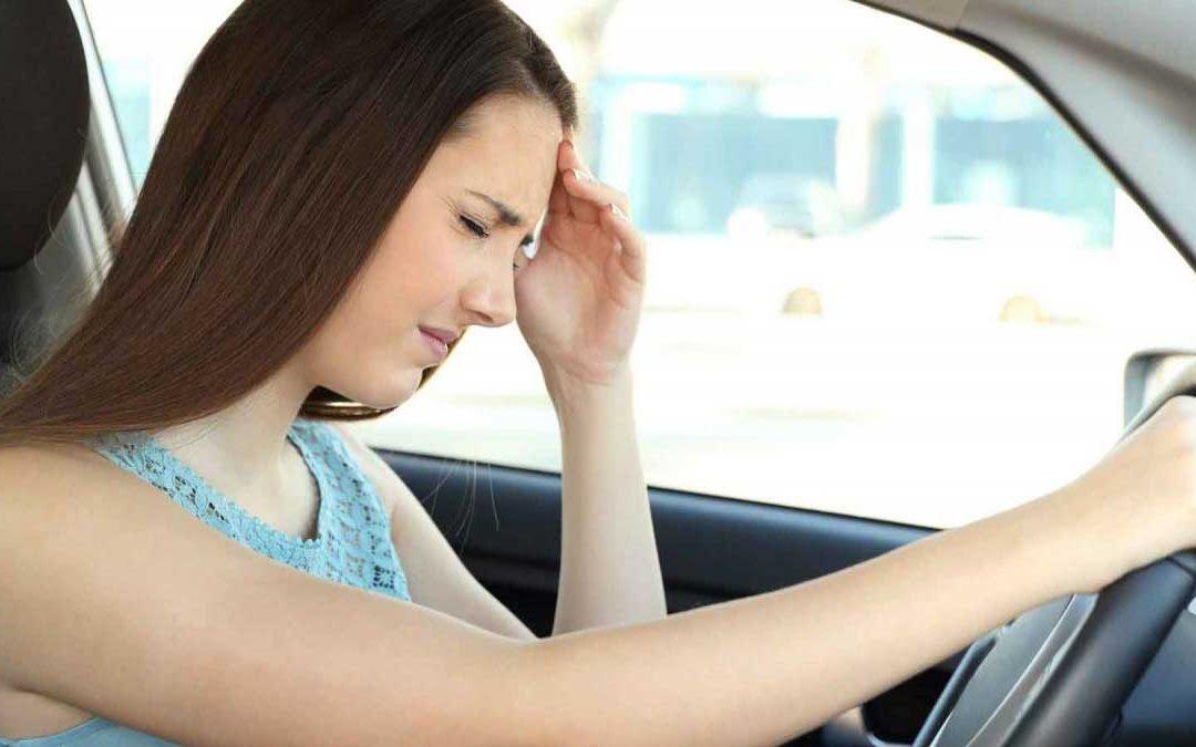Mareos en el coche: Deja de sufrir por el movimiento