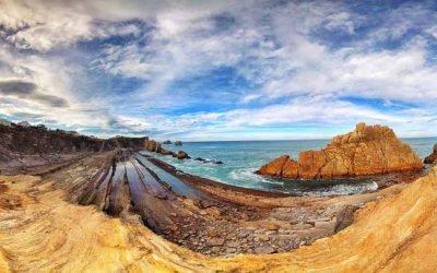Ruta por la costa Norte de España: Mucho más que playas