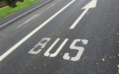 Circular por el carril bus: ¿Qué vehículos pueden hacerlo?