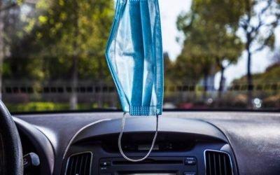 Uso de las mascarillas este verano: Tus viajes en coche más seguros