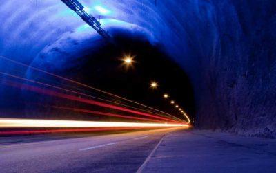 Cómo conducir en un túnel: ¡Nos vemos en el otro lado!