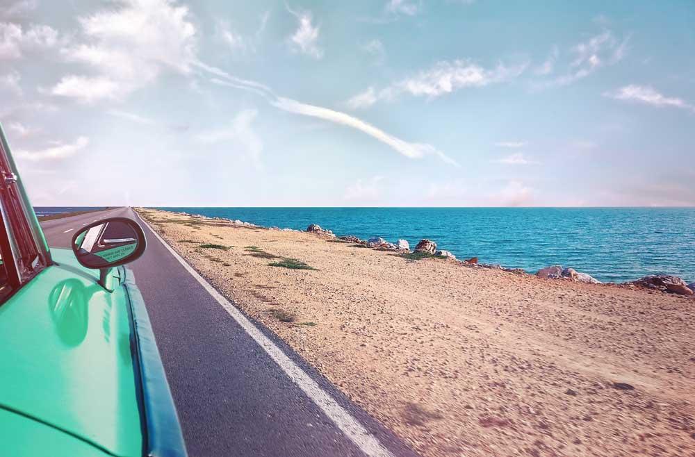 ¿Sabes cuáles son los principales errores al conducir en verano?