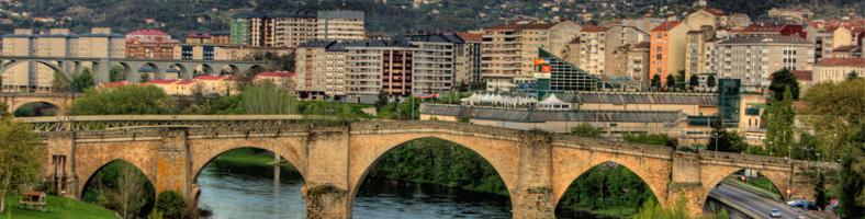 Alquiler de coches en Ourense
