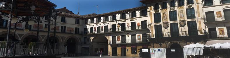 Alquiler de coches en Tudela